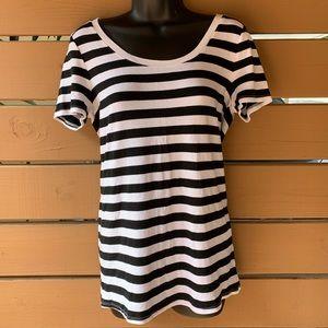 B&W Striped Shirt